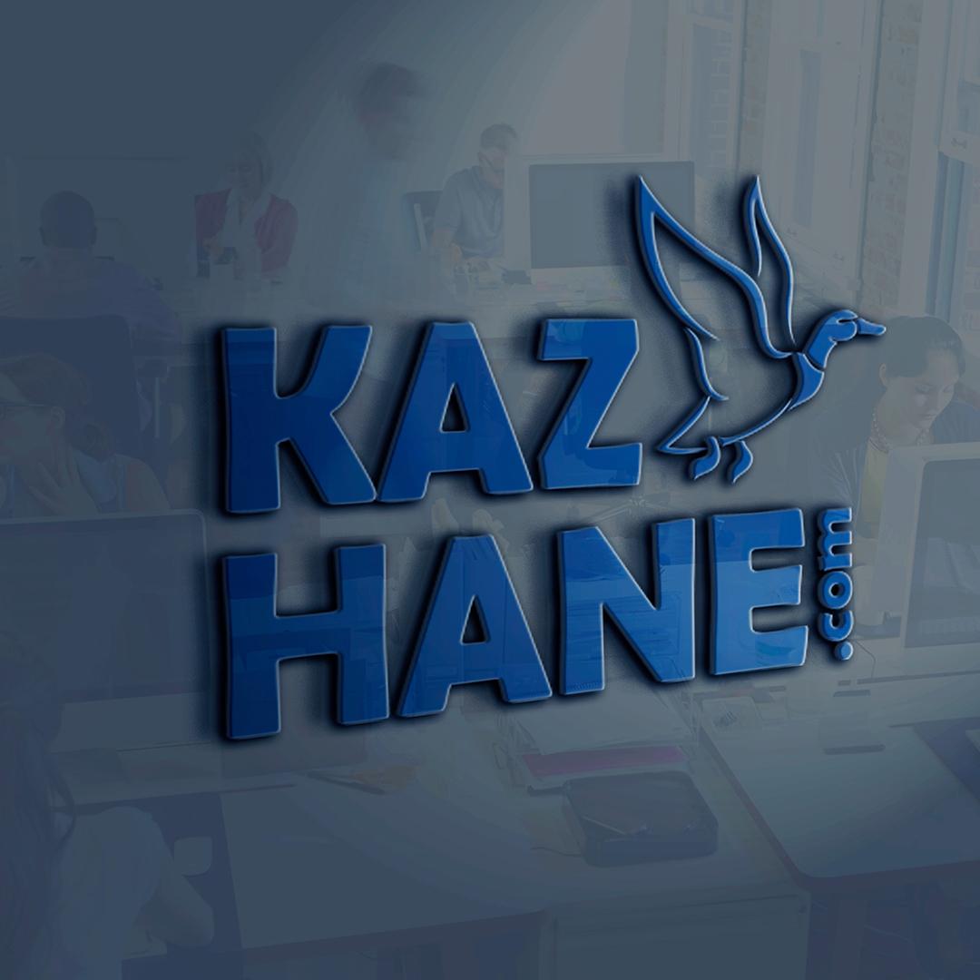 Kazhane Logo Tasarımı