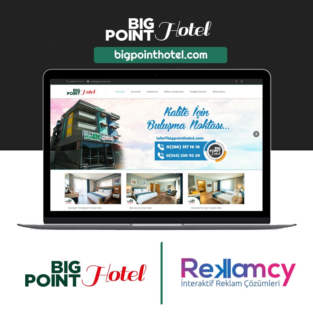Big point hotel internet sitesi