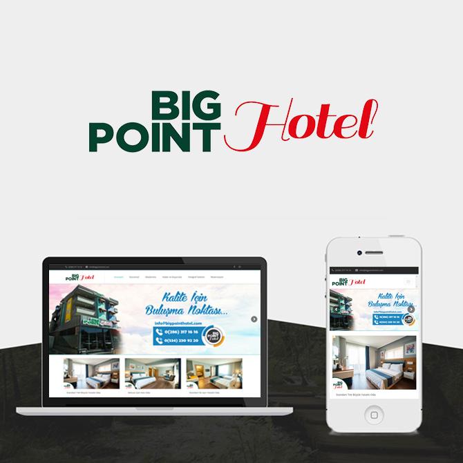 Big point hotel web
